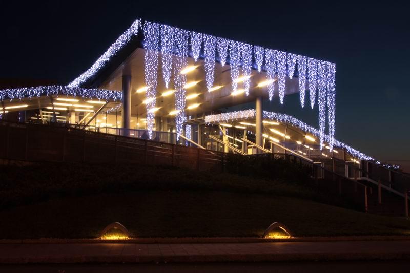 Vánoční osvětlení galerie