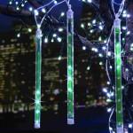 vánoční osvětlení - LED sněžení
