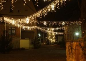 vánoční motivy LED
